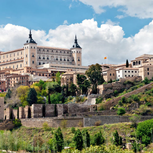 Alcázar-of-Toledo-Spain