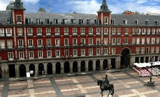Plaza Mayor of Madrid