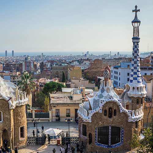 Barcelona - Parque Guell