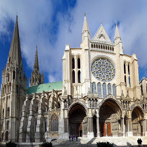 France - Chartres - Cathedral