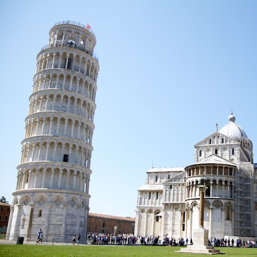 Italy - Pisa Tower