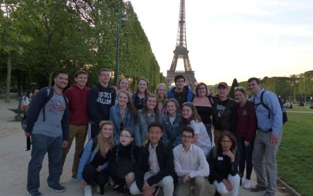 High School French Exchange in Paris
