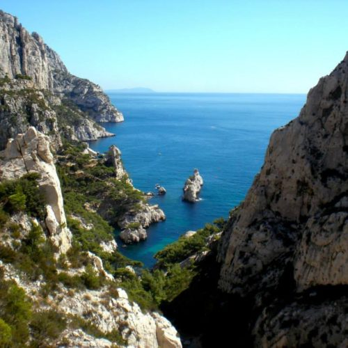 Calanques, Cassis, Provence, France