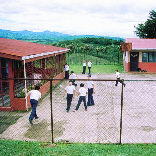Costa-Rica-School-Service-learning-project