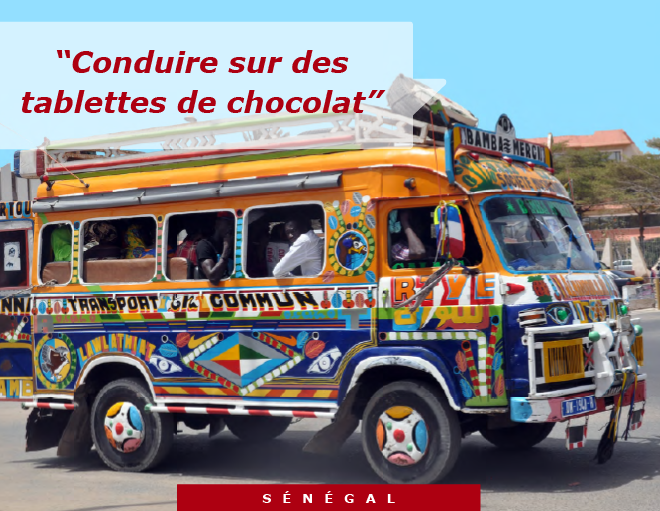 Senegal French Expression